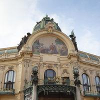 Gemeindhaus im Jugendstil, Prag