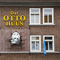 Museum Otto house at Emden
