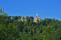 Schloss Lichtenstein auf der Schwäbischen Alb