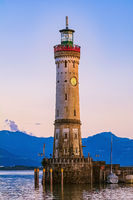 Lighthouse in Lindau