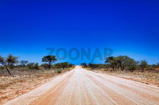 Unterwegs auf weiten Pisten in Namibia | Driving through Namibia