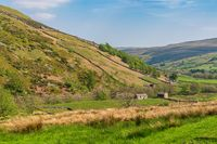 Between Keld and Thwaite, North Yorkshire, England