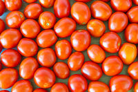 Red tomato food background