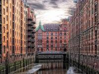 The Speicherstadt - City of Warehouses