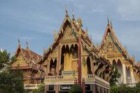 THAILAND PHETBURI WAT KONG KARARM WORAWIHAN
