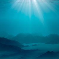 underwater scenery background