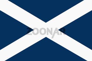 Background illustration Scotland flag cross of Saint Andrew