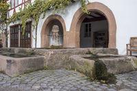 3-Röhren-Brunnen, Leinsweiler