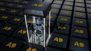 AI Robotic Mass Production