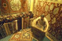 TURKEY ISTANBUL OLD SOUQ KAPALI CARSI MARKET