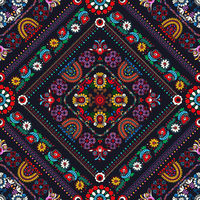 Hungarian embroidery pattern 44