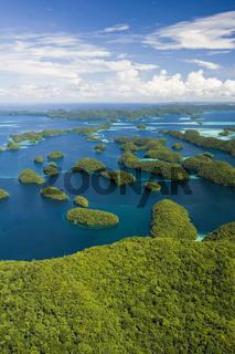 Rock Islands von Palau, Palau