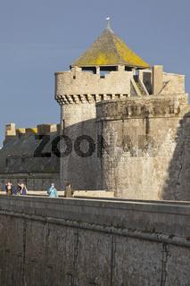 Festungsturm Saint Malo