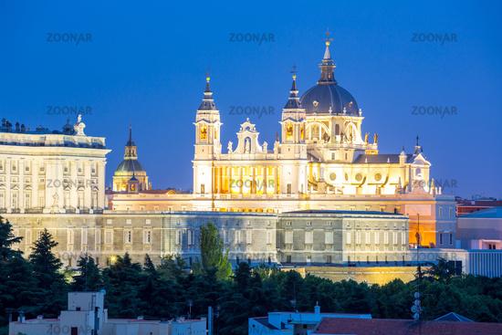 Madrid, Almudena Cathedral