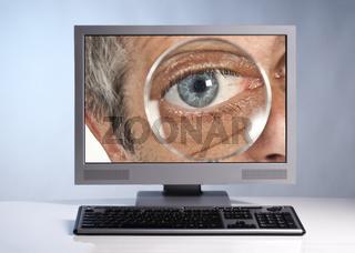 Überwachung online