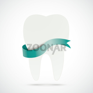 Tooth Board Turquoise Flag