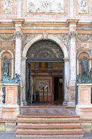 Open Campanile Door