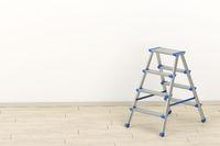 Ladder in the room