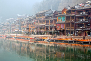 Fenghuang ancient town China