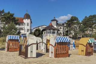 Ostseebad Binz, Deutschland | Baltic resort Binz, Germany
