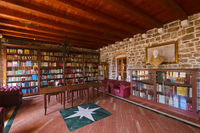 Library in Old Town - Budva Montenegro