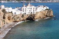 Sa Penya District in Ibiza Town