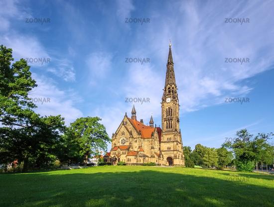 Dresden Garrison Church - Dresden church St. Martin 05