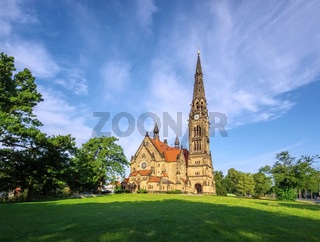 Dresden Garnisionkirche - Dresden church St. Martin 05