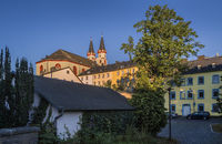 In the morning light – St. Michael's Church in Hof