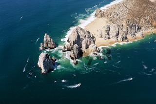 Lands End bei Cabo San Lucas, Mexiko