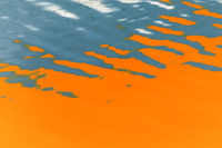 water ripples surface background