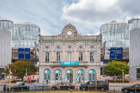 Place du Luxembourg - European Quarter Brussels