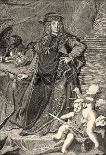 Charles VI, 1685 - 1740, Holy Roman Emperor