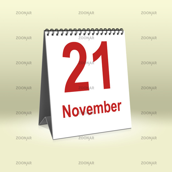 November 21th | 21.November