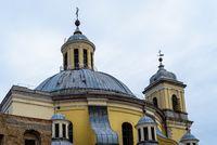 The Royal Basilica of San Francisco el Grande in Madrid