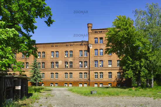 Former Army Research Centret Kummersdorf, Brandenburg, Germany