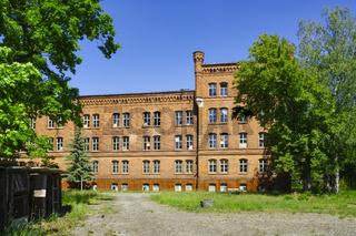 Gebaeude der ehemaligen Heeresversuchsanstalt Kummersdorf, Brandenburg, Deutschland