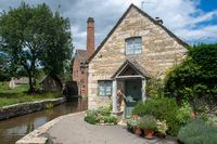 Traditional Water Mill in Cotswolds