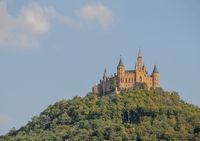 Castle Hohenzollern near Hechingen