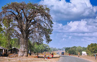 On the streets of Malawi