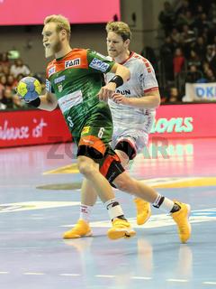 Matthias Musche, SC Magdeburg, Liqui Moly HBL, Handball-Bundesliga Saison 2019-20
