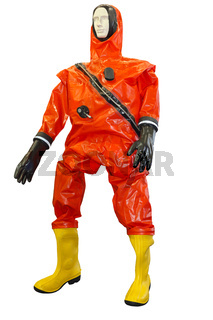 Gas Tight Suit