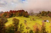 Autumn in the Berchtesgadener Land