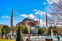 Fountain near Hagia Sophia