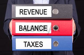 Revenue - Balance - Taxes