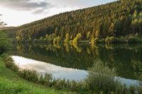 Nagoldtalsperre, Baden-Wuerttemberg, Germany