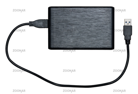 Isolated External USB Hard Disk