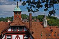 old city of tübingen, germany