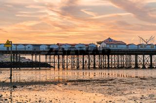 Herne Bay, Kent, England, UK