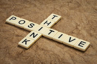 think positive crossword